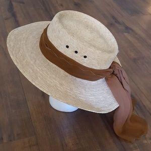 Legitimo Sahuayo - Vintage Straw Hat
